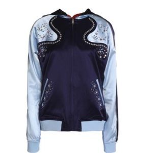 Opening ceremony reversible jacket